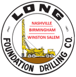 Long Foundation Drilling Logo